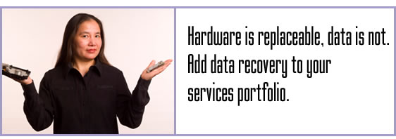 Recover Data From Damaged Hard Drives, Corrupt or Failed Backups and Deleted File Recovery